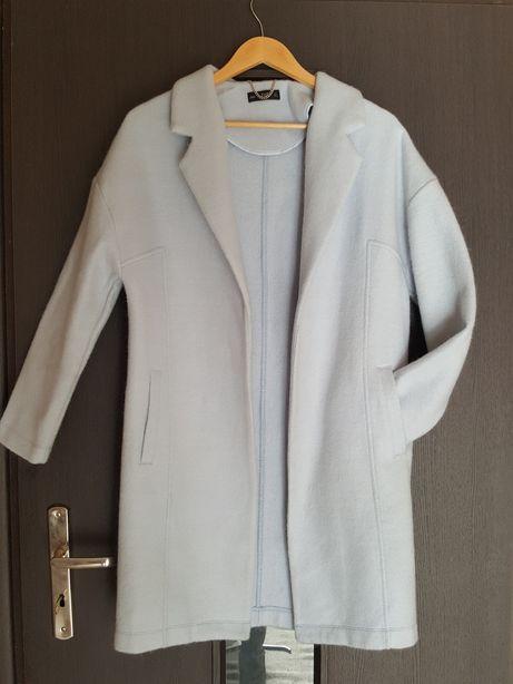 Wiosenny płaszcz , kardigan, sweter S
