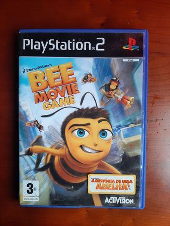 DreamWorks Bee a movie game - a história de uma abelha playstation 2