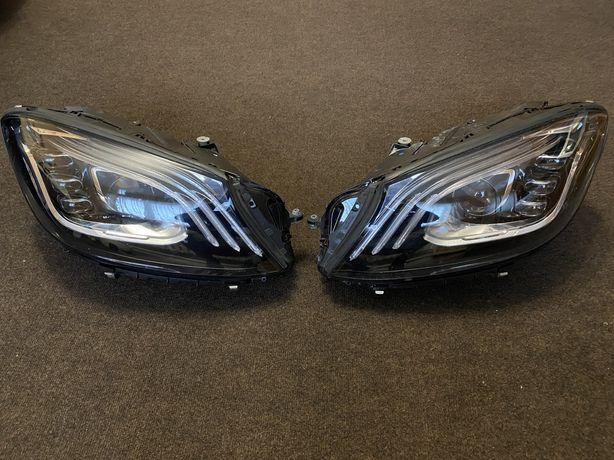 Фары на Mercedes W 222