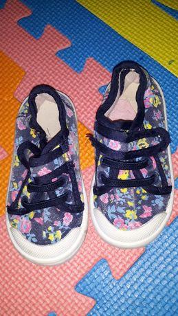 Pantofelki rozmiar 21