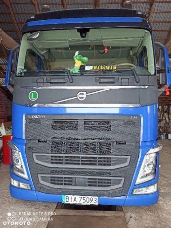 Bodex Naczepa wywrotka 42 m3.  Volvo FH4 500 2014r hydraulika lub drugi zbiornik, lekki 7500kg