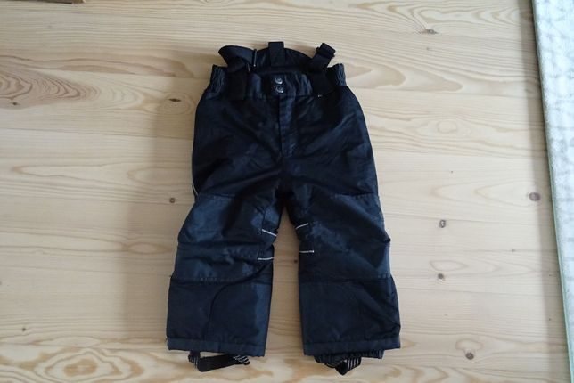 Spodnie narciarskie Lindex 92 cm.