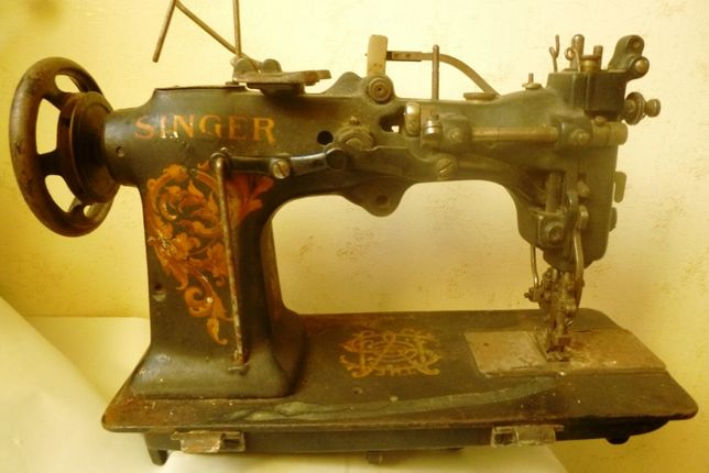 швейна машинка SINGER ( Гафтовніца )