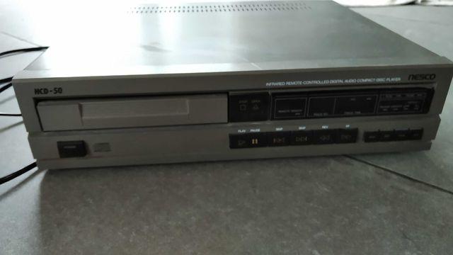 Odtwarzacz CD- sprawny