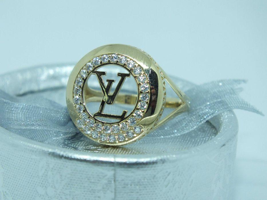 **Nowy złoty pierścionek 3,07g p.585-Lombard Stówka** Grudziądz - image 1