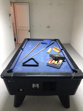 Mesa de snooker completa