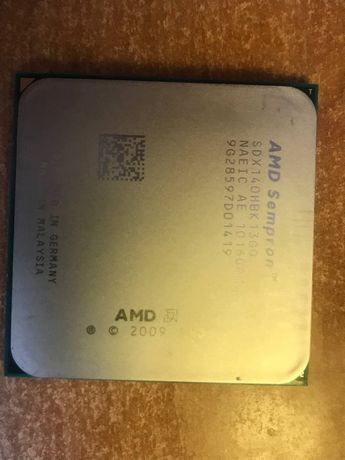 Процесор AMD Sempron 140 SDX140HBK13GQ(в хорошому стані)