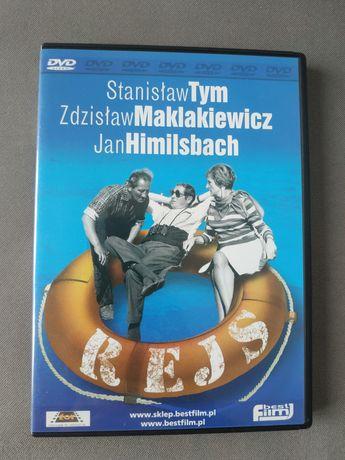 Kultowa komedia Rejs film DVD