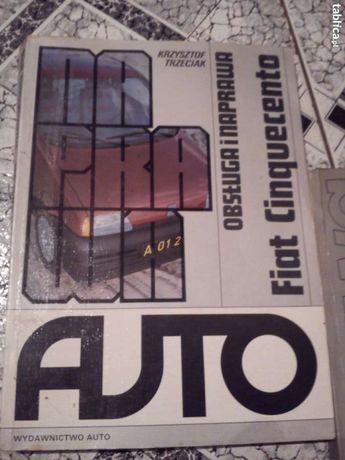 instukcja napraw Fiat Cinquecento