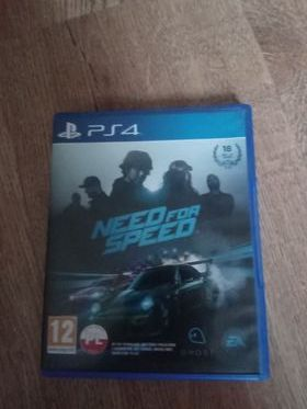 NEED FOR SPEED na PlayStation 4