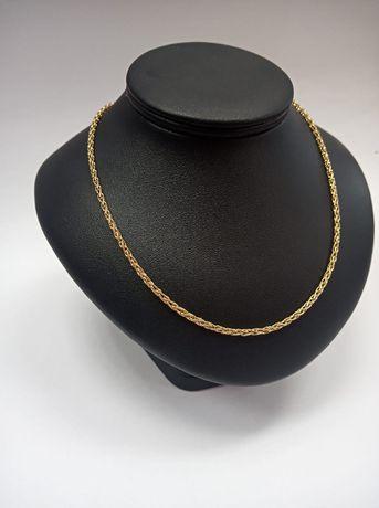 Złoty łańcuszek 585