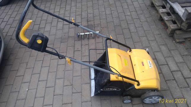 Uszkodzony wertykulator/areator firmy Lider KCW1300