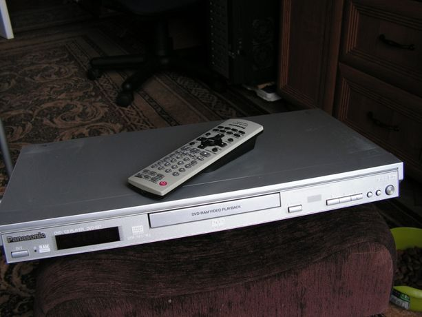 Odtważacz DVD i CD Panasonic DVD-S27