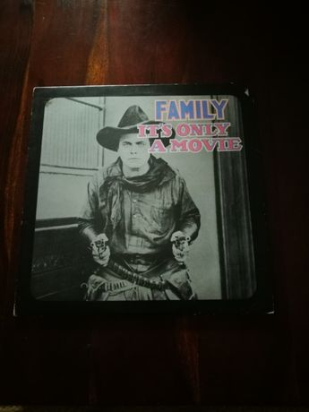 Family - It´s Only a movie LP ED INGLESA 1973