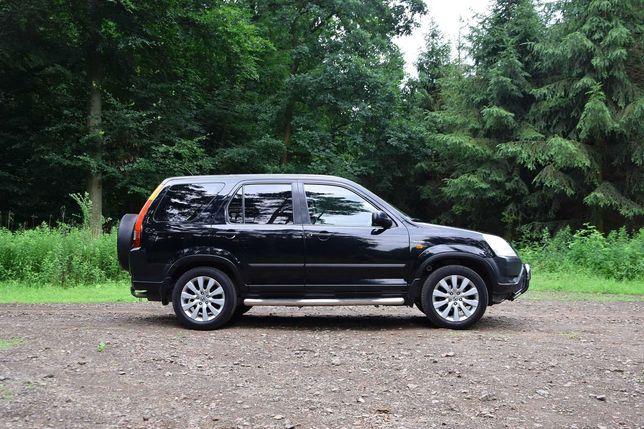 Honda CR-V Benzyna LPG 4x4S