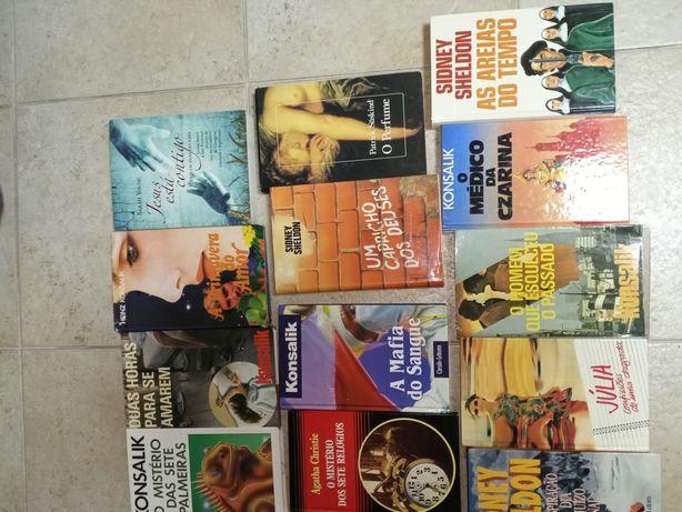 Lote livros variados autores conhecidos impecáveis