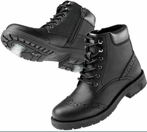 Nowe buty dziewczęce zimowe 32 33 Pepperts 34 glany na zimę trapery