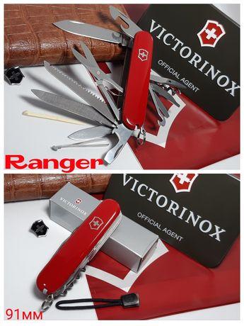 НОВЫЙ! Victorinox Ranger 1.3763 91мм ОРИГИНАЛ Explorer Mountaineer