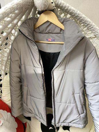 Куртка на дівчинку, зима 152-155р