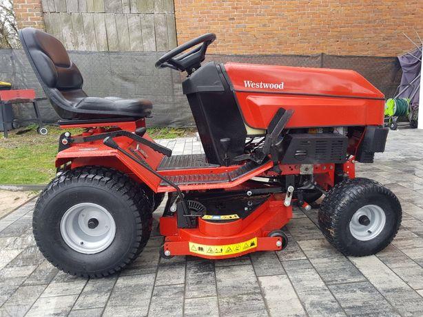 Traktorek kosiarka Westwood t1600 16hp vanguard pompa jak nowy hydro