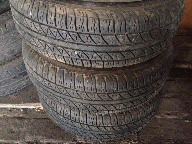 диски в сборе на ланос с новой резиной 4 шт. колеса r13