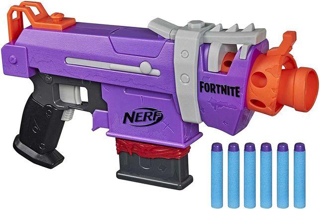 Бластер Nerf Fortnite SMG-E - оригинал Hasbro E8977