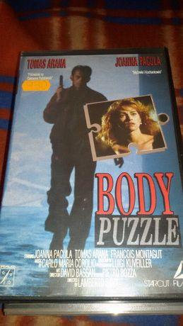 Body puzzle - VHS