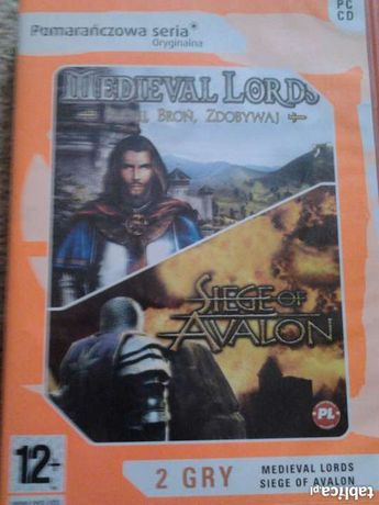Medieval Lords i Siege of Avalon