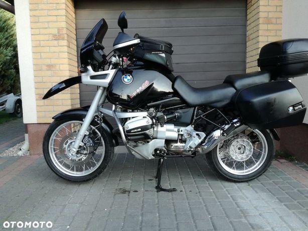 BMW GS BMW R1100GS 1999r. Niemcy ,ABS ,Bogato wyposażona,Super stan .Zobacz .