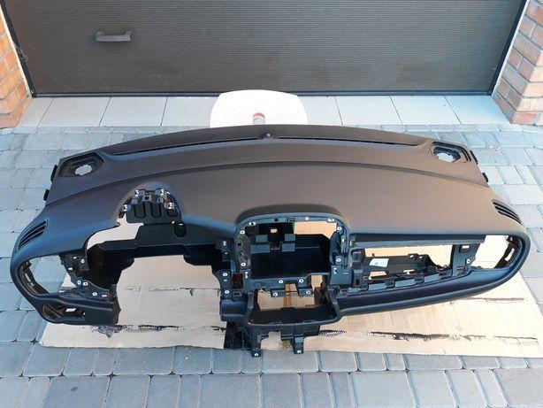 Торпедо, панель Fiat 500x