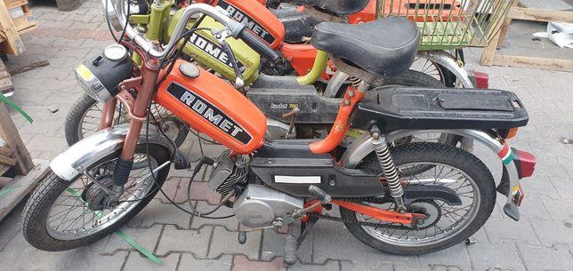 Motorynka Romet kadet na części osłona
