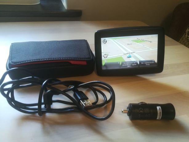Nawigacja Tomtom GPS