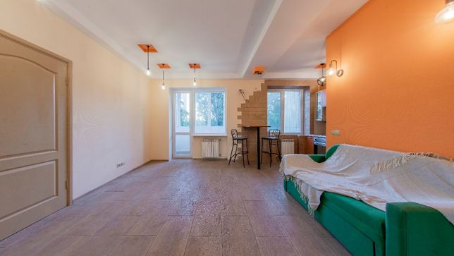 Большая Васильковская 116, 2-к квартира (40м2), Дворец Украина