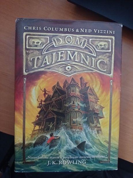 Dom Tajemnic-książka dla dzieci i młodzieży