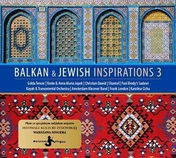 Balkan & Jewish Inspirations (2 CD)