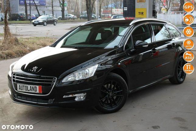 Peugeot 508 Nawigacja-Moc 156 km-Maly przebieg-Panorama-Gwarancja !!!