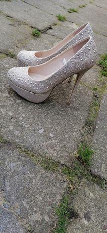 Śliczne pantofle