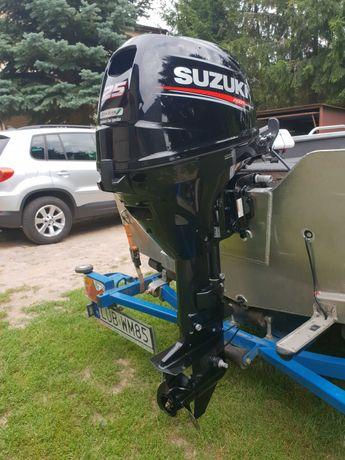 silnik zaburtowy Suzuki DF 25 AL Nowy 2020 pierwszy właściciel idealny
