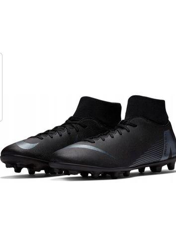 Korki Nike superfly 6 club czarne ze skarpetą rozmiar 36