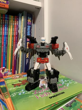 Twinterno transformers