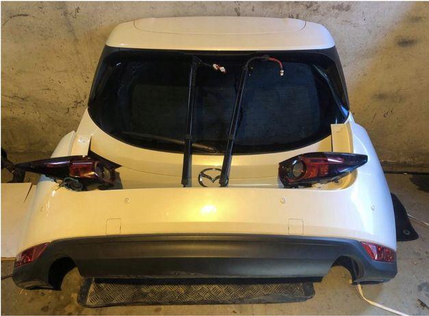 Кришка багажника/задній бампер/стопи mazda cx5 17-21 р кузов kf