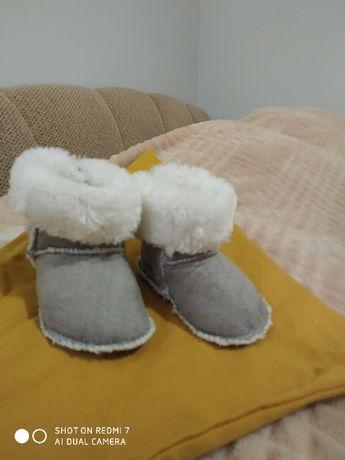 Butki niechodki zimowe ocieplane H&M r. 14/15