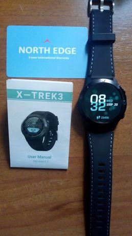 Смарт часы North Edge X-Trek  3