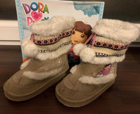 Dora puppy kozaki 27.5