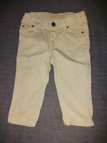 Spodnie chłopięce rozmiar 68 firmy H&M