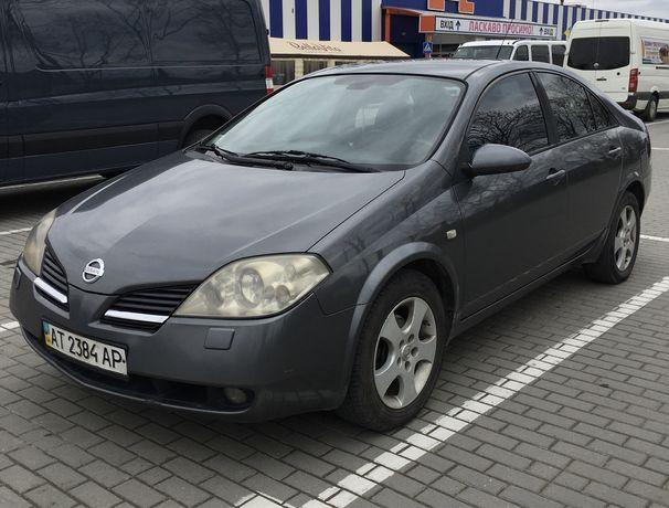 Nissan Primera 2003 року