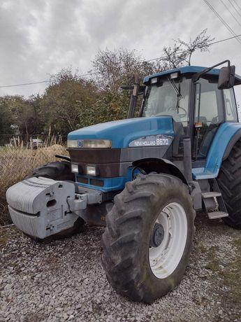 Ciągnik rolniczy New Holland 2001r.