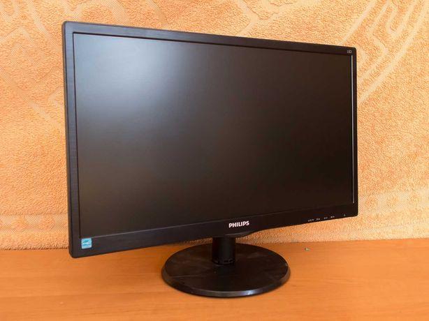 """Монитор 24"""" Philips 243V (DVI, VGA, Full HD, LED)"""