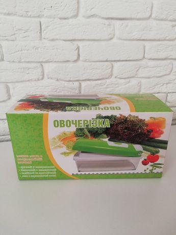 Овочерізка Нова, З коробкою, ручна