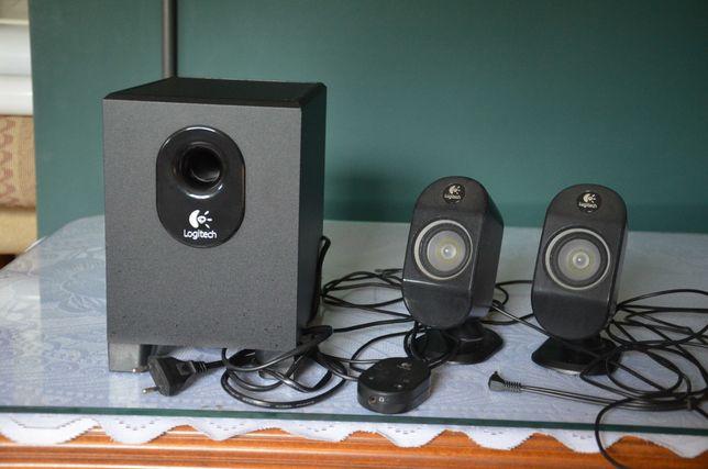 Logitech X-210 Głośniki komputerowe